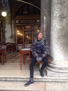 Caffe Florian ,the oldest caf'e' in the world!