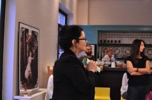 Ειρήνη Καρέτα is the coordinator for Fair's Trade workshop