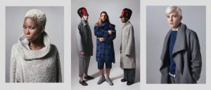 Left:Kate(Vn models),NicolasR(The Legion) and Elena C DimitriosOrdoulidis clothes