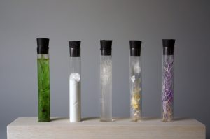 Test Tube Material Taxonomy