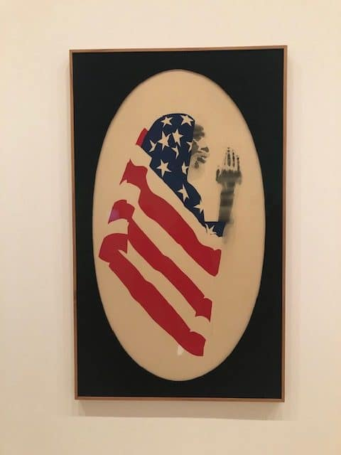 an online visit at MoMA during CORONA era